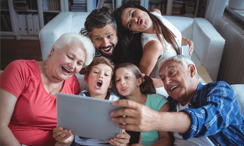 Conserver le lien familial avec votre proche