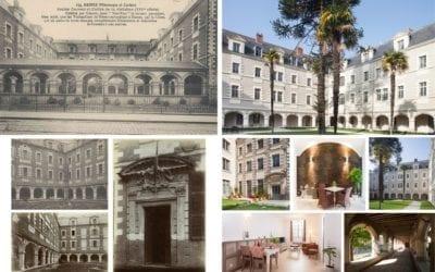 Les Jardins d'Arcadie à Nantes : Un lieu rempli d'histoire de 1630 à aujourd'hui