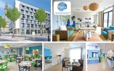 Le label qualité « VISEHA, VIE SENIOR & HABITAT », décerné à la résidence du Havre