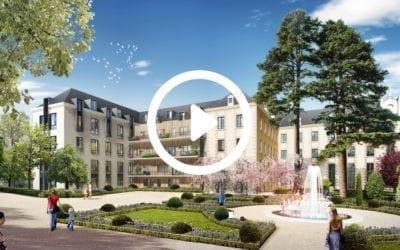 Découvrez en vidéo notre future résidence services seniors au cœur de Poitiers