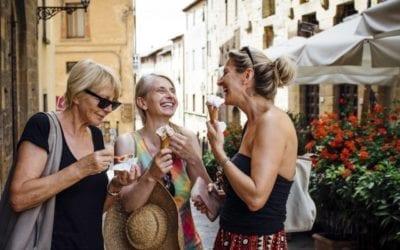 Lorsque Villagrande, petit village de Sardaigne, fait rimer Dolce Vita avec longévité.