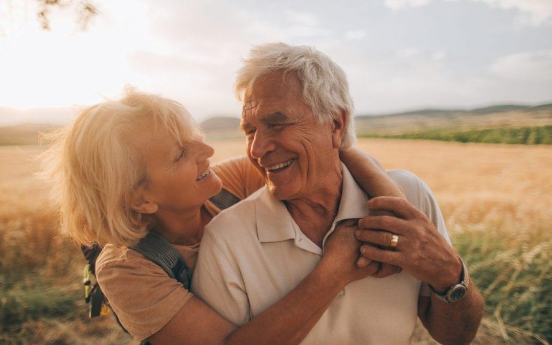 Les relations amoureuses des seniors