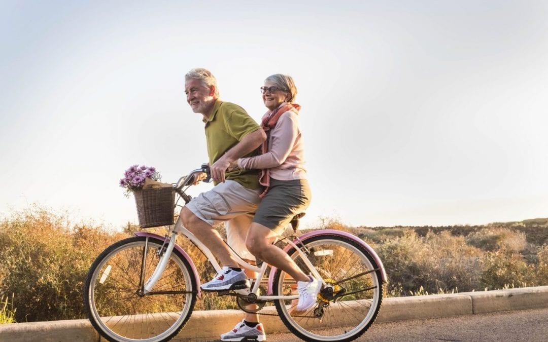 Les 3 clés pour refaire sa vie après 70 ans