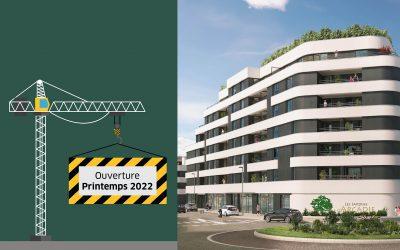 Une nouvelle résidence ouvrira prochainement à Thionville