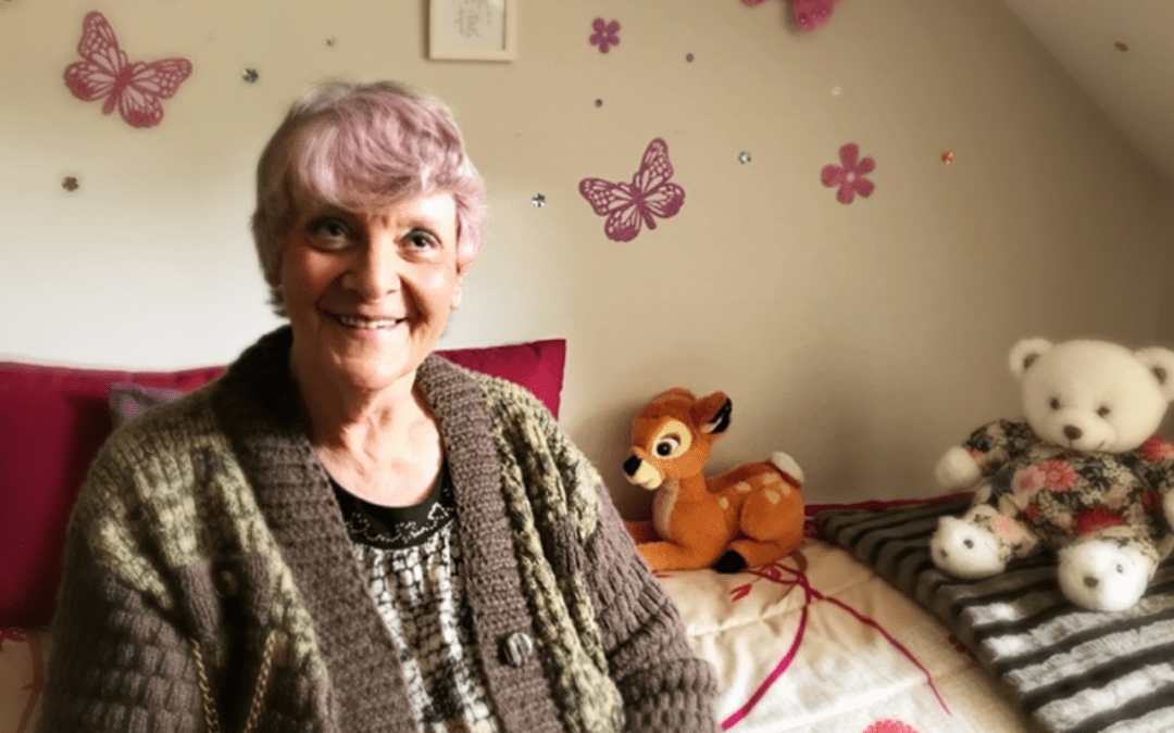 La vie en résidence seniors, Témoignage d'une résidente